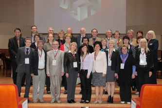 103. Participants of 17th International Conference of Association of Business Cooperation of international departments of universities of Central and Eastern Europe in Wroclaw Polytechnics