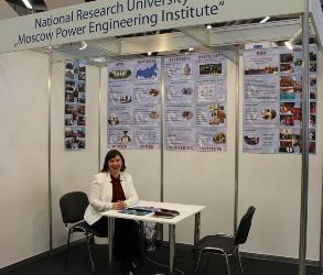 115. MPEI stand at exhibition «STUDIES 2013 — Professional education at higher educational institutions in Lithuania and abroad""