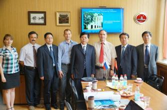148. During the visit of Chinese Delegation to MPEI International Division