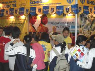 16. MPEI participation at Educational Exhibition in Vietnam