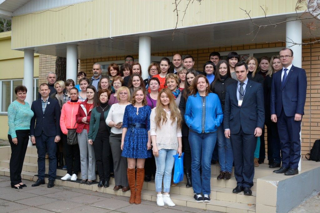"262. Open Meeting of Consortium ""It's time to study in Russia"" representatives."