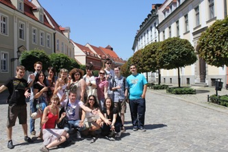 59. MPEI students in Wroclaw