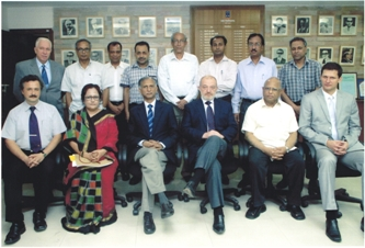 88. Delegation of Department of Staff Policy from RosAtom in Dhaka University (Bangladesh)